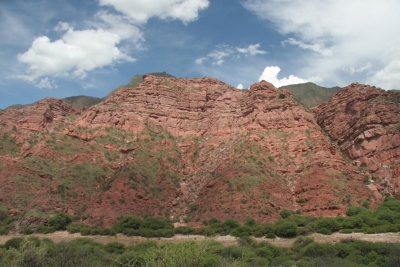 Quebrada of Cafayate
